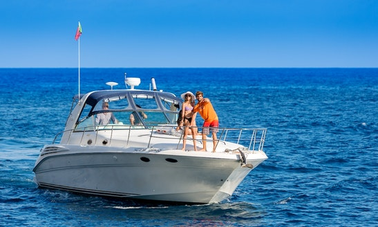 Motor Yacht Rental In Lombo Do Doutor
