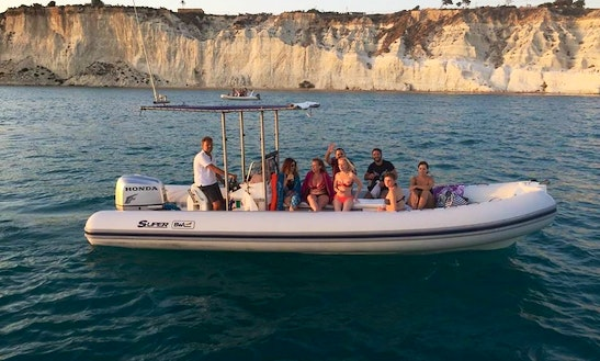 Scala Dei Turchi Exclusive Boat Tour