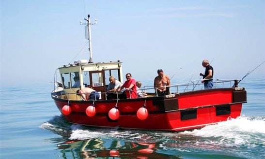 Fishing Trips Charter In Folkestone