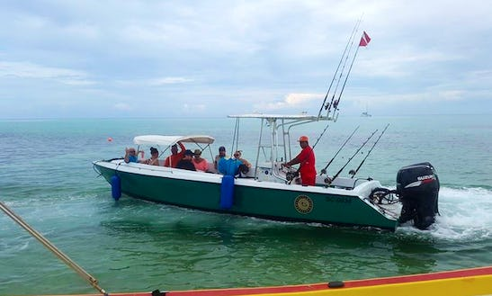 Snorkeling And Fishing Charters In San Pedro