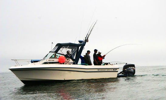 1993 Grady White Fishing Charter In Ucluelet