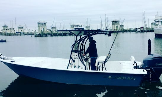 Fishing Adventure In Mississippi Gulf Coast With Captain Alex