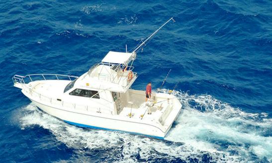 'albakora Cat' Sport Fishing Charter In Antigua