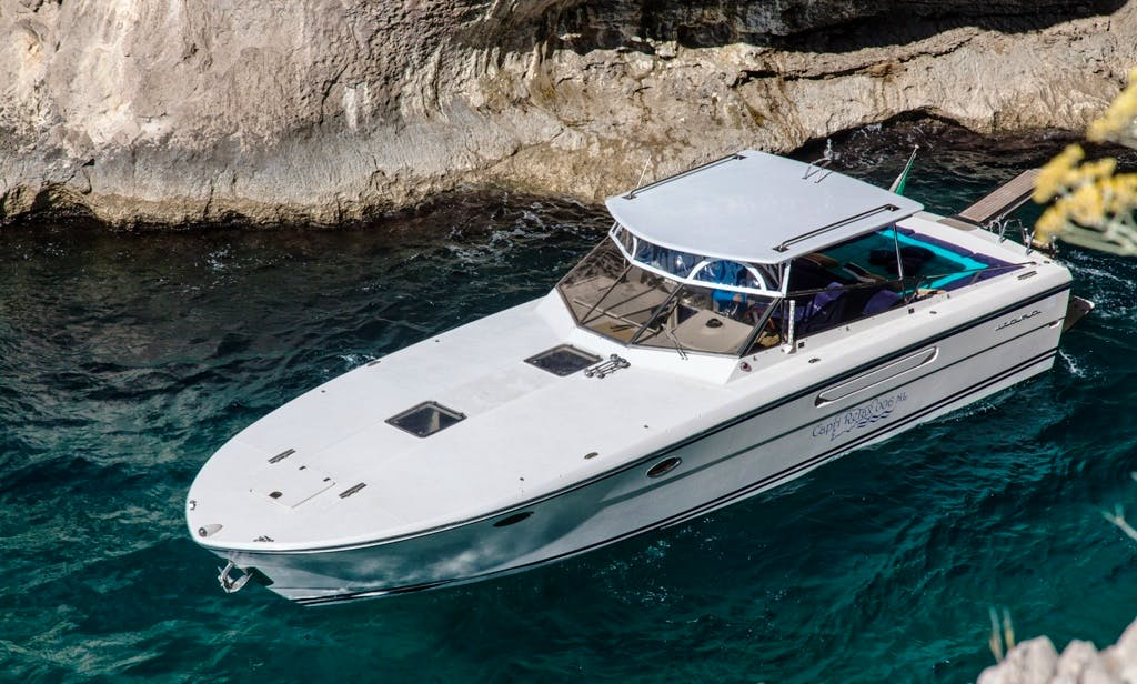 Motor Yacht rental in Capri
