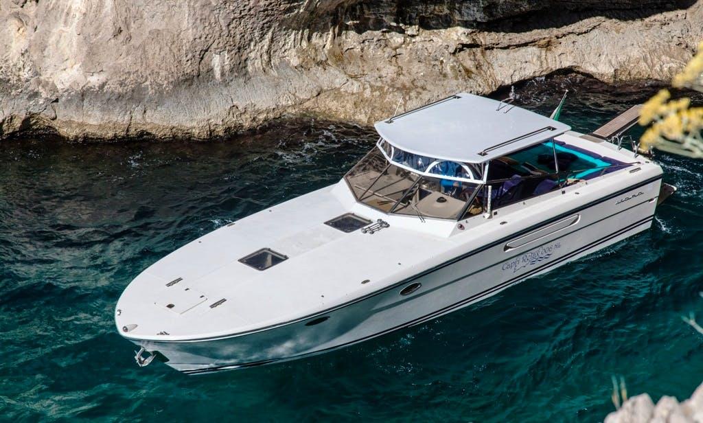 Motor Yacht rental in Capri
