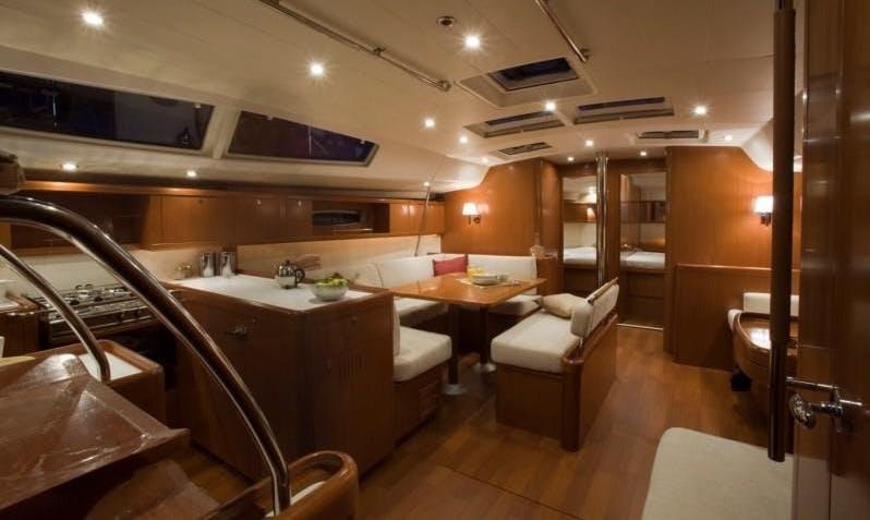 Charter a Cruising Monohull in Lipari, Italy