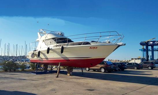 Charter M/y Mara Motor Yacht In Dubrovnik, Croatia