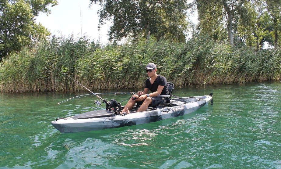 Enjoy Kayak Fishing in Sankt Jakob, Austria