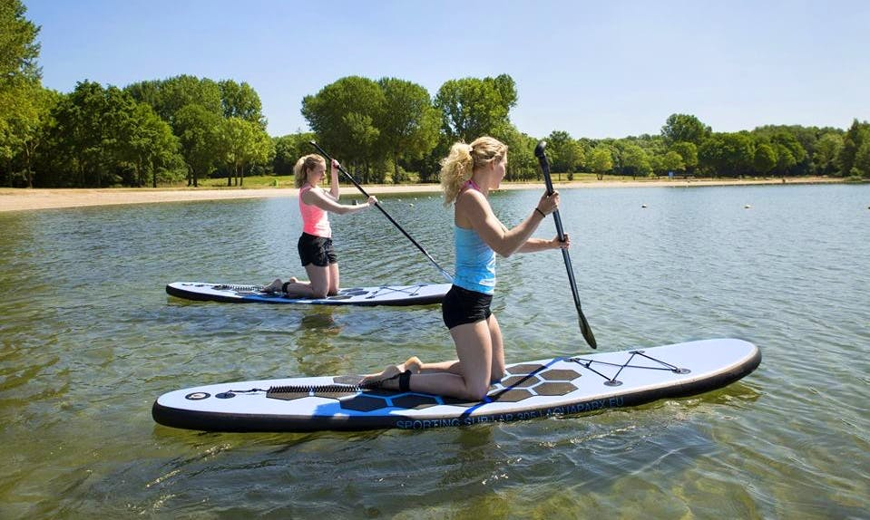Enjoy Stand Up Paddleboard Rentals in Sankt Jakob, Austria