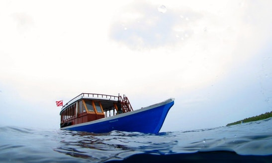 Passenger Boat Rental In Atiatoll, Maldives