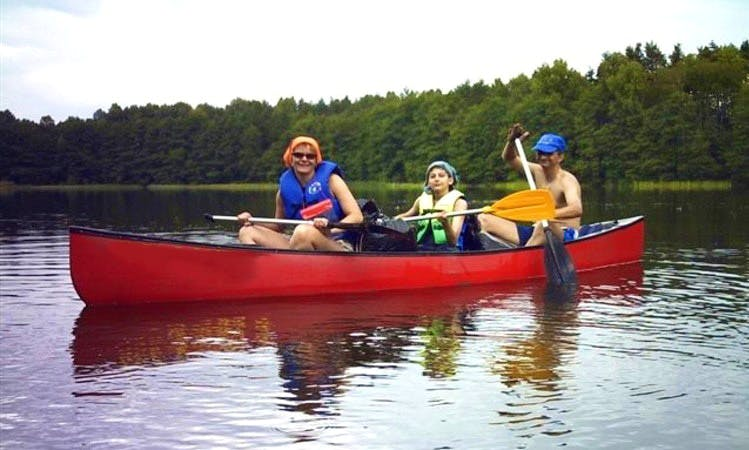 Canoe Rental in Ely, Minesotta USA