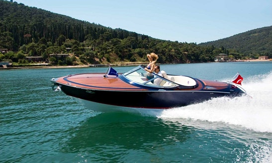 Bowrider Rental In Saint-tropez