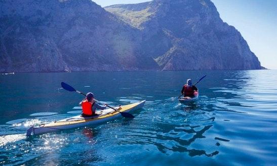 Rent A Kayak In Giardini Naxos, Italy
