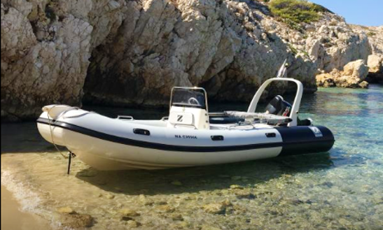 Charter Medline Rigid Inflatable Boat In Marseille, France