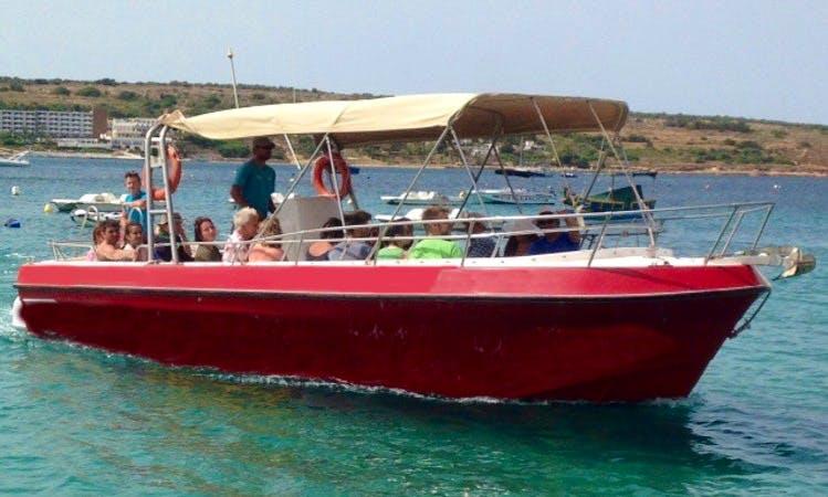 33' Hawaiian Baby Powerboat In Malta
