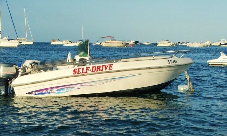 13' Self Drive Speed Boat In Il-Mellieħa