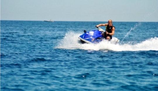 Hire A Yamaha Jet Ski For 2 Super Gorgeous Person In San Pawl Il-baħar