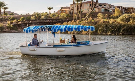 Trevi Jay Electric Boat Rental In Henderson, Nevada