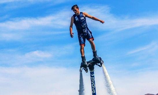 Enjoy Flyboarding In Henderson, Nevada
