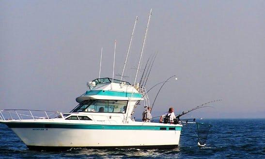 Sport Fisherman Fishing Charter In Manitowoc, Wisconsin