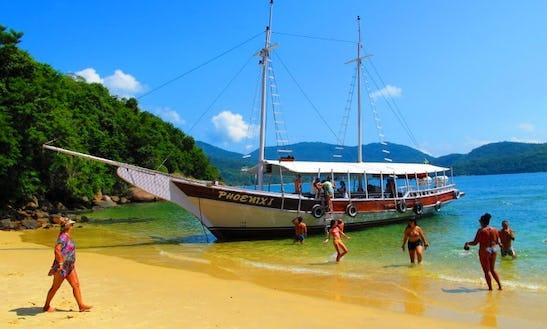 Schooner Sleep Aboard Rental In Angra Dos Reis