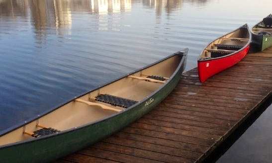 Canoe Tour And Rental In Berlin