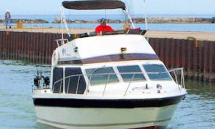 Book Your Fishing Trip in Kincardine, Canada
