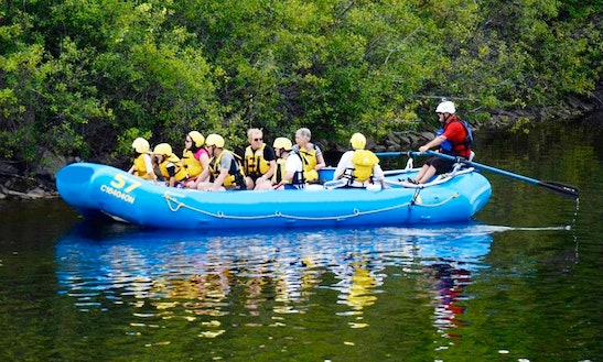 Enjoy Rafting Trips In Ottawa, Ontario