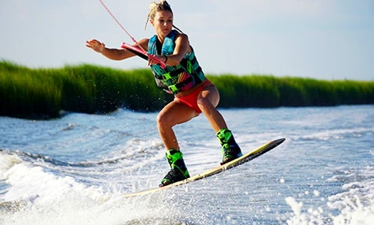 Enjoy Wakeboarding In Agios Athanasios, Cyprus