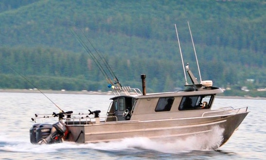 27' Sport Fisherman Charter In Victoria, Canada
