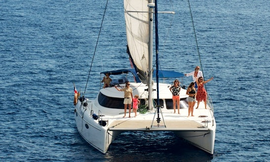 40' Lavezzi Sailing Catamaran In Ajaccio, France