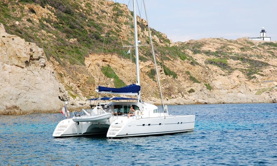 Skippered Charter The Lagoon 470 Catamaran In Ajaccio, France