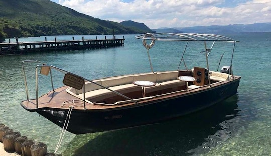 Charter A Center Console In Ohrid, Macedonia (fyrom)