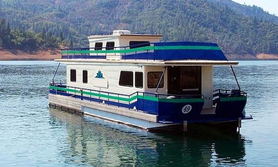 Grand Sierra Houseboat Shasta Lake, Redding Ca