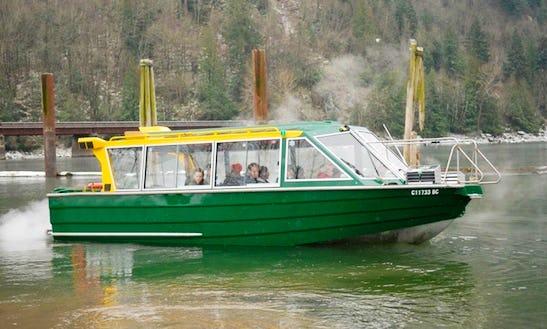 Passenger Boat Rental In Mission
