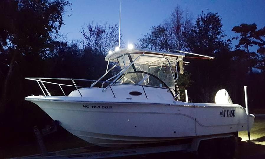 "Enjoy Fishing On 23ft ""At Ease"" Sea fox Yacht In Sneads Ferry, North Carolina"