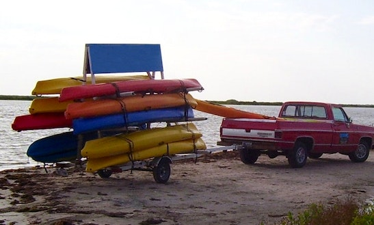 Kayak Rentals- Single & Double Kayaks Available