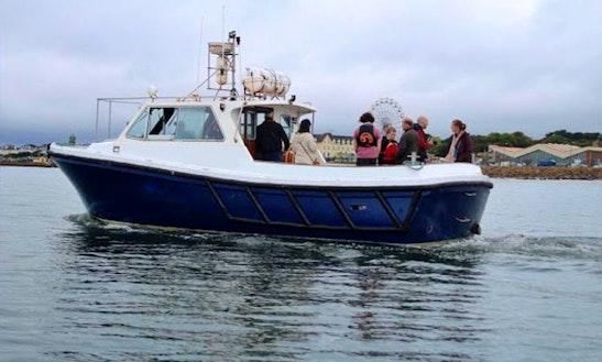 Passenger Boat Rental In Galway