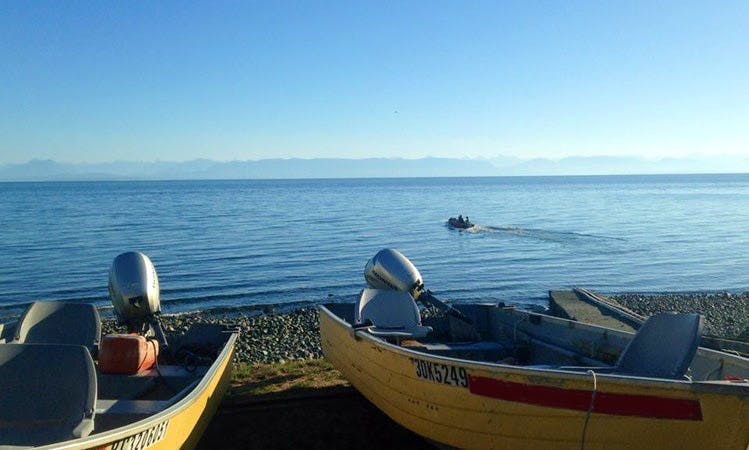Jon Boat Rentals in Courtenay, Canada