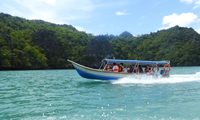 Book a Day on the Water in Langkawi, Malaysia