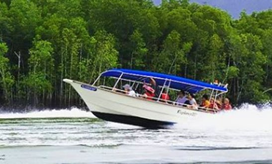 See Langkawi By Water While Visiting Malaysia