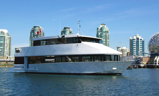 65' Star Of Vancouver Motor Yacht Charter In Vancouver, Canada