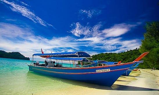 See The Langkawi Coastline By Boat!