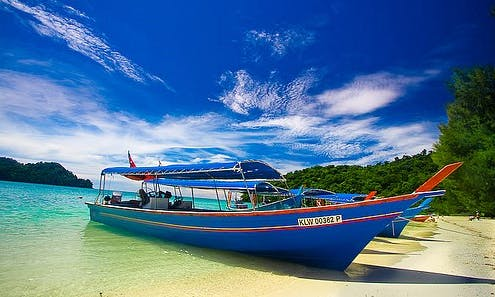 See the Langkawi Coastline by Boat!