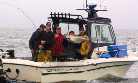 1986 Grady White Fishing Charter In Ucluelet