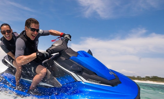 Yamaha Waverunner (2 Of 2) Jet Ski Rental In Fort Lauderdale