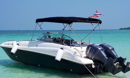 Private Hurricane Boat  In Ko Samui, Thailand