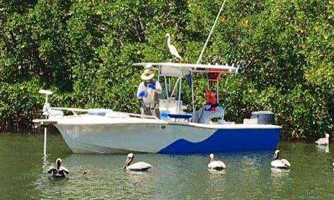 Enjoy Guided Fishing In Port Charlotte, Florida With Captain Ron