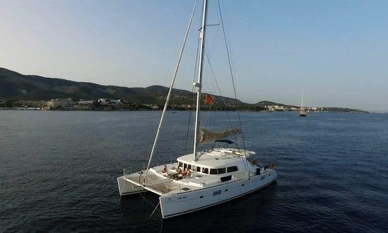 Lagoon500 Parana Ll Cruising Catamaran In Palma De Mallorca