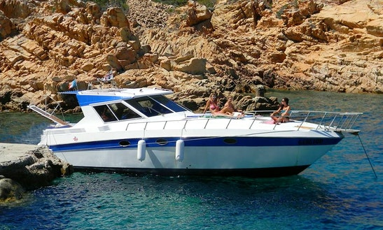 A Memorable Boat Trip In La Maddalena, Italy With Luca